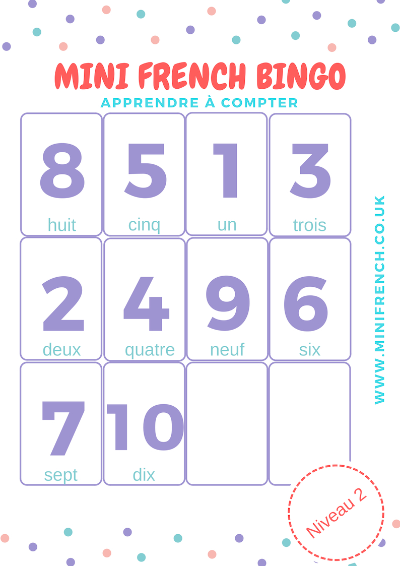 french printables archives mini