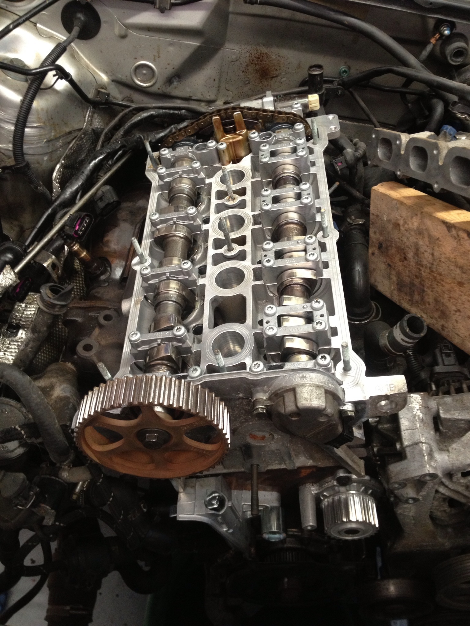 hight resolution of cylinder head