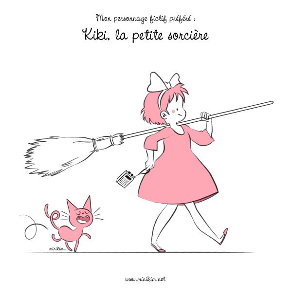 Kiki, la petite sorcière
