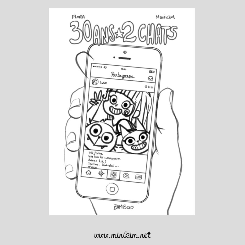 Bande dessinée de Chats Chat livre humour drôle histoire BD Gags gag