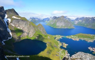 Best Hikes in the Lofoten Islands, Norway