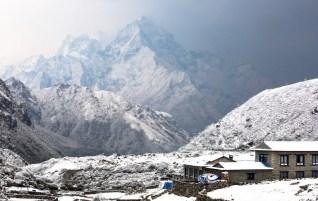 Everest three high passes – For the first time in Himalayas