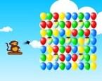 Balon Patlatan Maymun 4