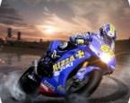 Gerçek Moto-Bisiklet Yarış