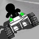 Çöp Adam Araba Yarışı