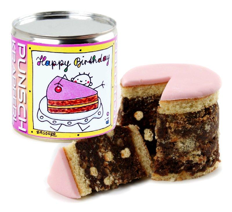 Punschkrapferl  Hanauers BIO Minikuchen