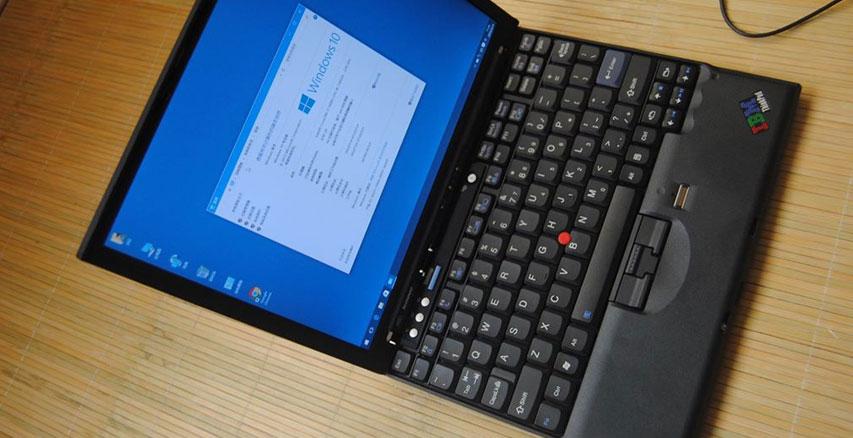 ThinkPad x62. et si les constructeurs jetaient un coup d'oeil dans le rétro