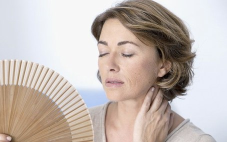 Image result for hot flushes in menopause