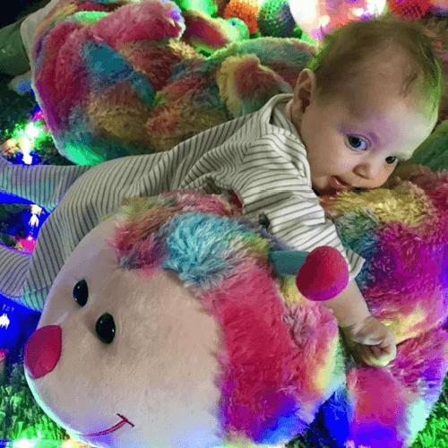 Mini Magoos Baby Massage