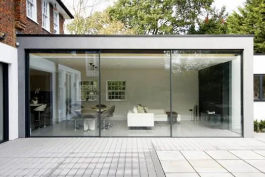 Open corner sliding doors iq glass minimal windows - Uphill Road Slim Frame Sliding Glass Doors Minimal Windows