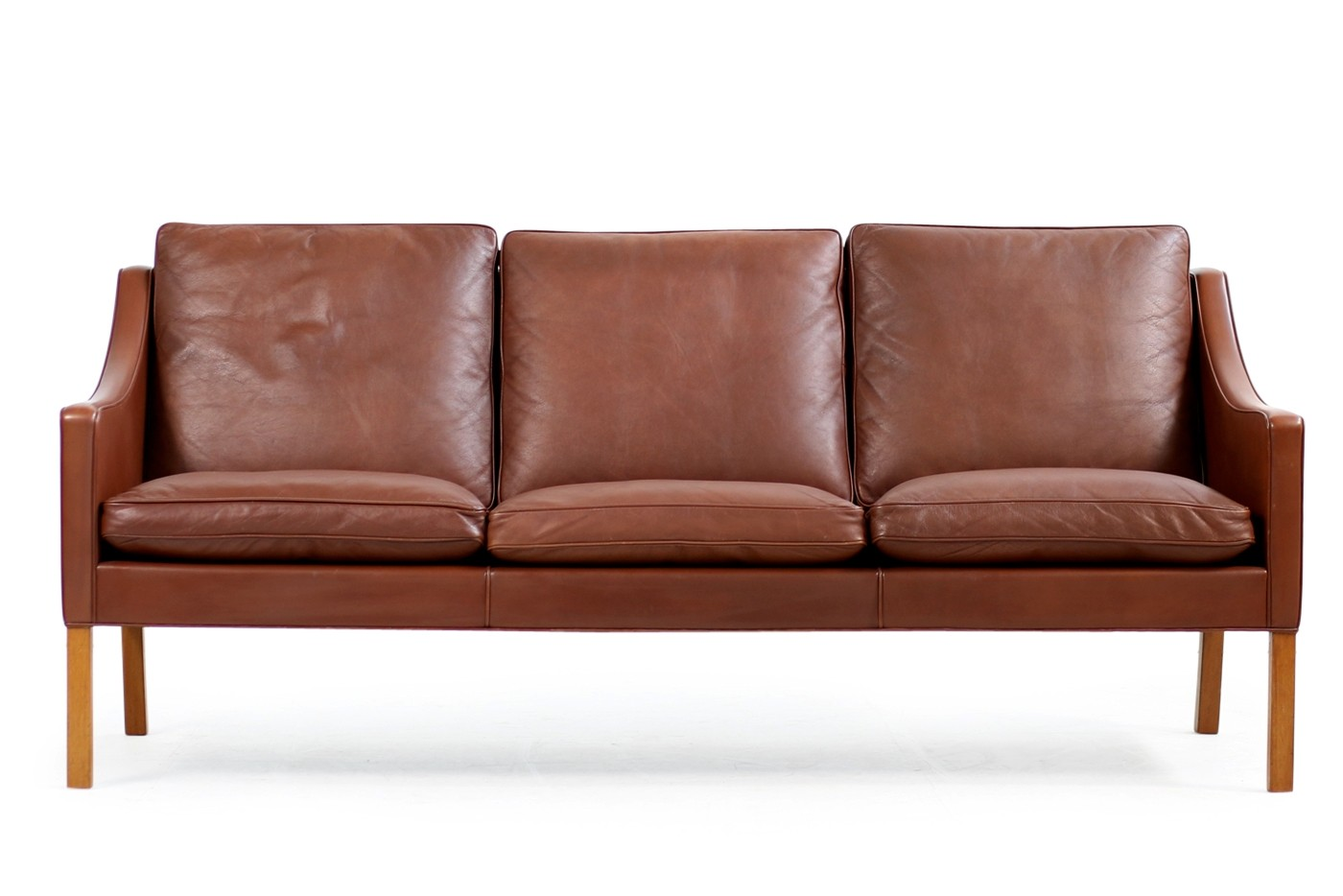 mogensen sofa 2209 how to get rid of pen stain on leather 1960s borge mod by fredericia