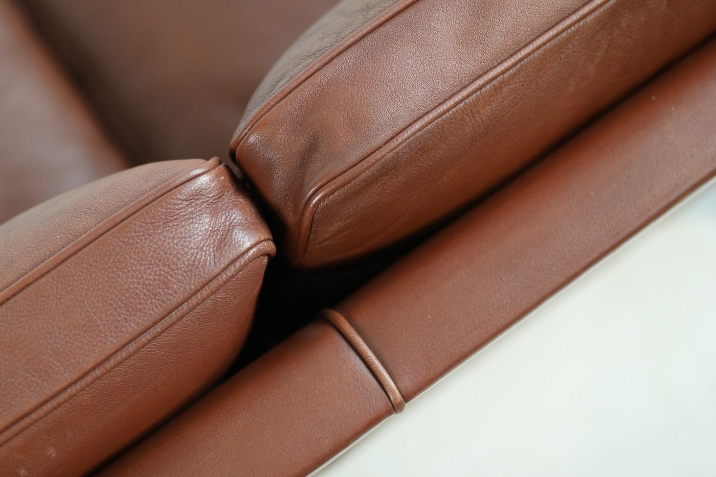borge mogensen sofa model 2209 slipcovers walmart 1960s leather mod by fredericia dk