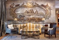Contemporary Wall Art following an Ancient Tradition