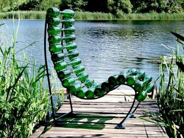 DIY Garden Furniture And Decoration Ideas For Outdoor Use