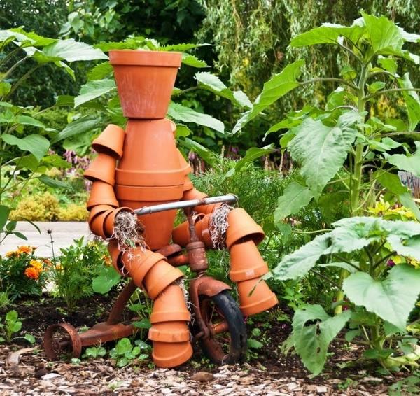 Homemade Garden Ideas Garden Home Plans Ideas Picture