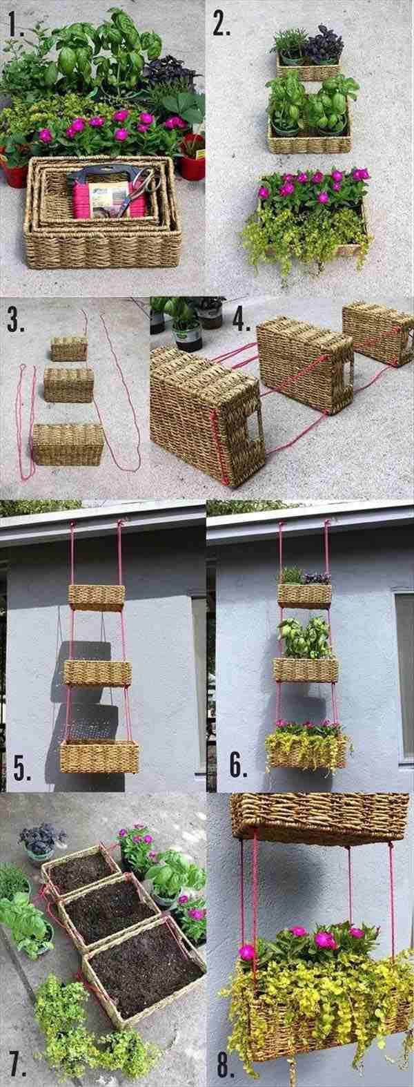 Garden Decoration Ideas Homemade Decoration Home Plans Ideas Picture