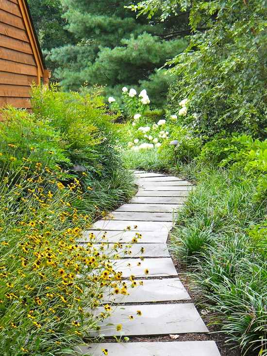 Marvelous Contemporary Garden Pathway Design Ideas Walkways And