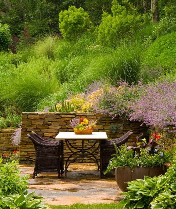 15 Ideas For The Construction And Design Of Garden Retaining Walls