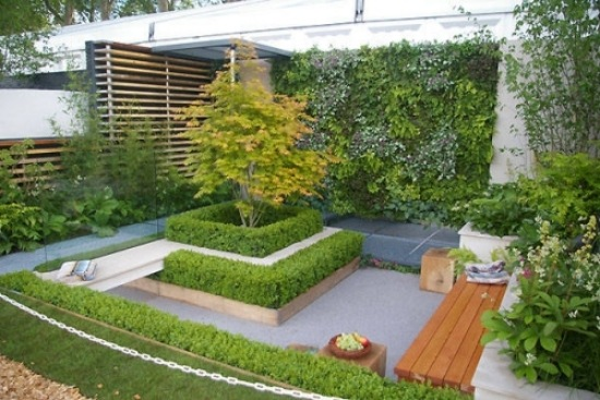 Landscape Garden Ideas Small Gardens The Gardening