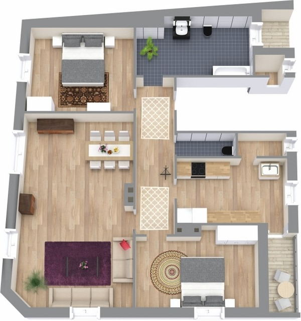 home design software for beginners and professionals roomsketcher 3d room planner
