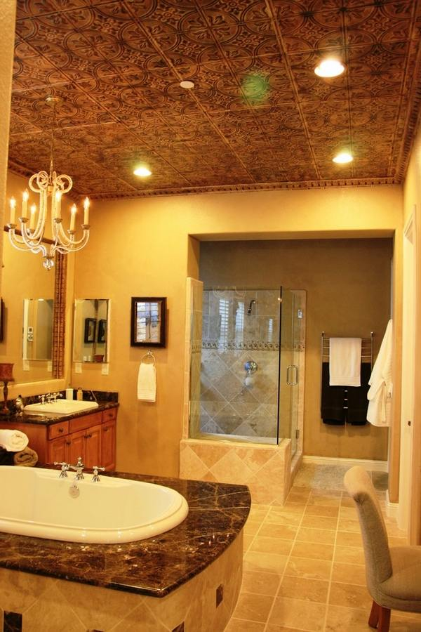 How to choose the right ceiling tiles for our home