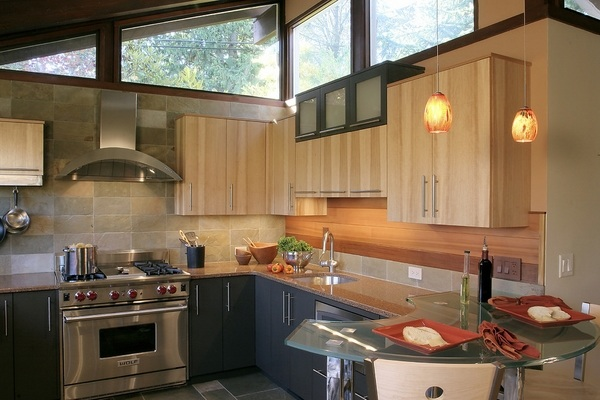 40 Ideas For Naturally Beautiful Hickory Cabinets In The