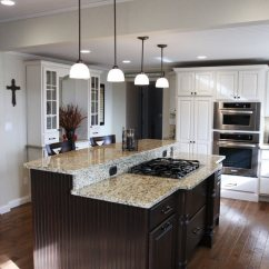 Kitchen Islands Designs Waverly Curtains New Venetian Gold Granite – Grace, Style And Stunning ...