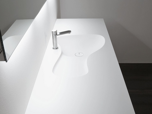 Corian Countertops And Sinks Modern Kitchen And Bathroom