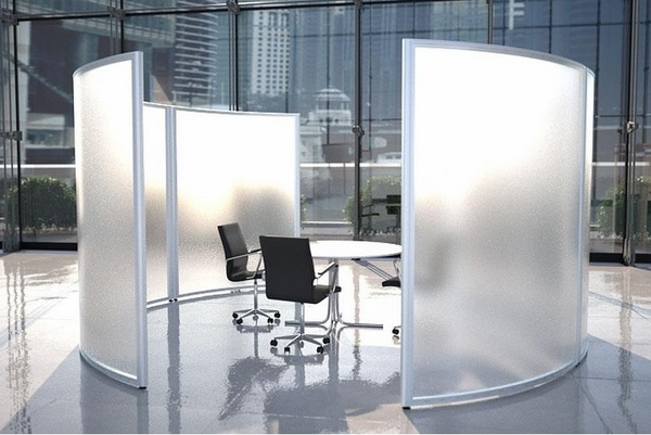 Office partitions for a functional and modern workspace
