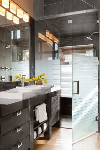 Frameless shower doors  how to choose them, pros and cons