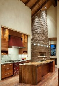Pizza oven in the kitchen  25 ideas for true pizza lovers