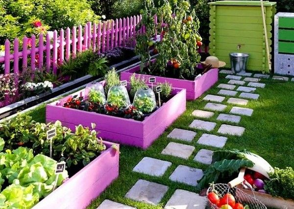 Small Garden Bed Ideas The Gardening