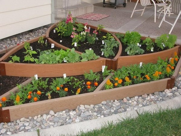 Stunning Small Vegetable Garden Ideas Pictures Small Vegetable