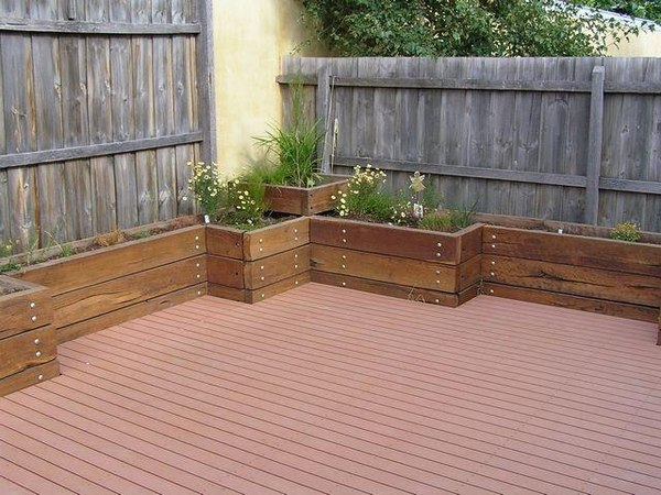 15 Planter Garden Ideas To Decorate Your Patio Balcony Or Roof Area