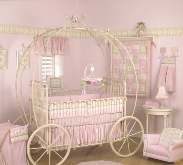little girl chairs chair cushions with ties 20 luxury baby cot designs and exquisite nursery rooms interiors