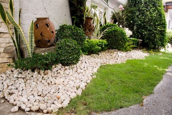 Front Yard Landscape Ideas With Rocks Front Yard Landscape Ideas