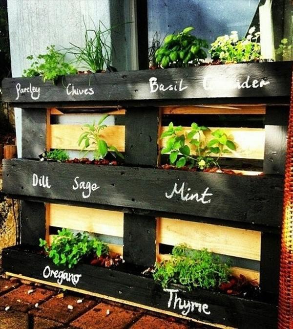Garden Design Garden Design With DIY Vertical Herb Garden Our