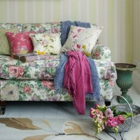 40 Shabby Chic living room interior designs for a romantic ...