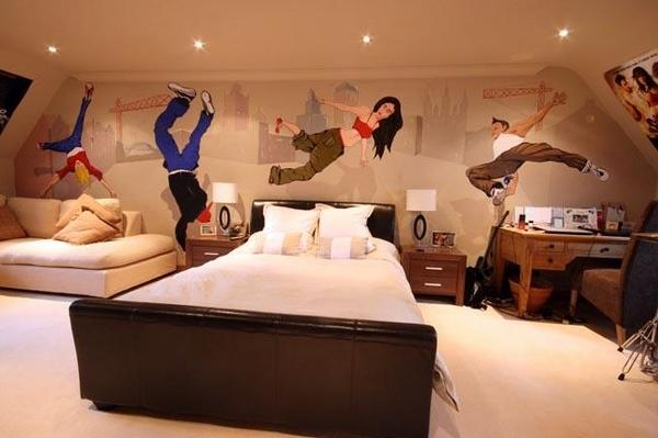 Wall Decor Teenage Girls