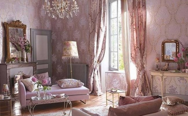 40 Shabby Chic Living Room Interior Designs For A Romantic