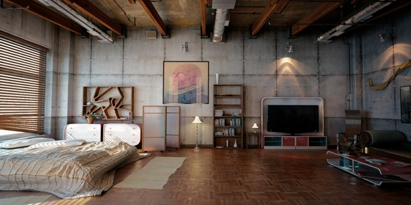 25 Loft Decor Ideas How To Furnish A Modern Loft Apartment