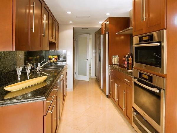 Long Galley Kitchen Ideas