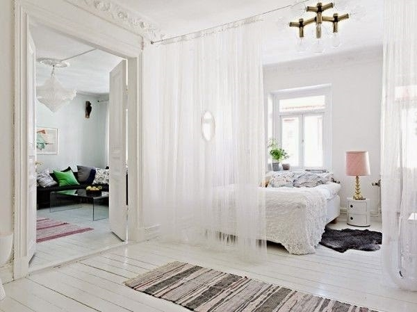 Room divider curtain for your bedroom privacy and home