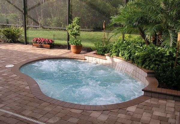 Small Inground Pools – Inspiring Ideas For Small Gardens And