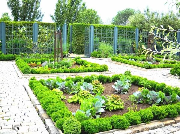 Potager Garden Design Ideas – Plans Layout And Tips For Beginners
