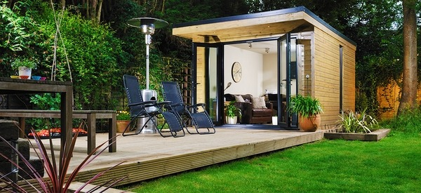 Garden Rooms – Fantastic Landscape And Ideas For Design