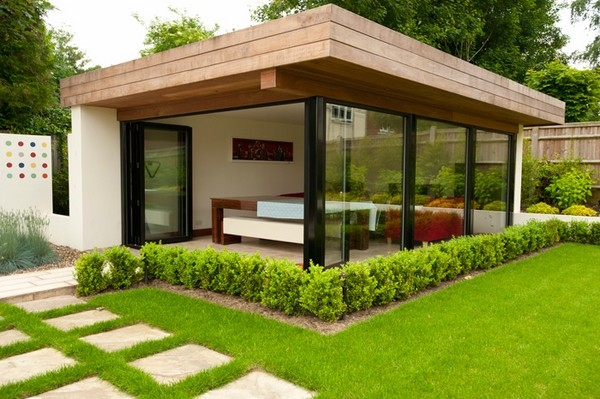 Garden Rooms – Fantastic Landscape And Ideas For Design