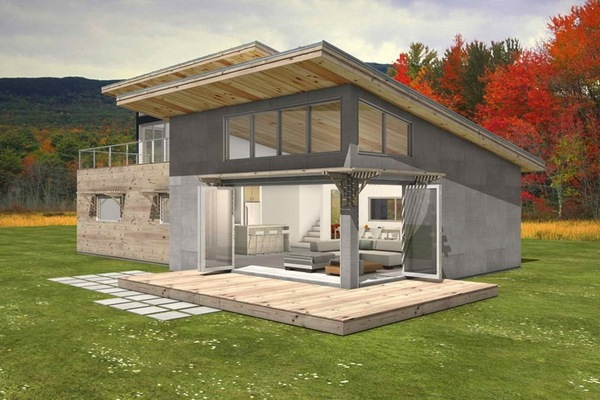Passive Solar House Plans – Higher Comfort And Less Energy