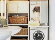 40 small laundry room design ideas - comfortable and ...