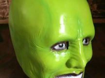 Silicone Halloween masks – realistic masks for an ...
